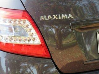 2011 Nissan Maxima J32 MY11 250 X-tronic ST-L Plum 6 Speed Constant Variable Sedan