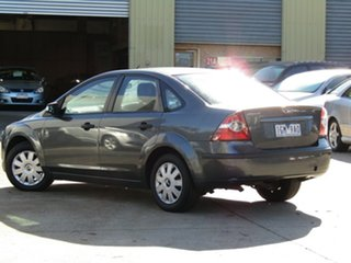 2007 Ford Focus LT CL Abyss Grey 4 Speed Sports Automatic Sedan.