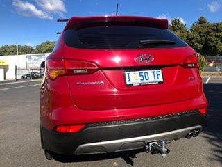 2015 Hyundai Santa Fe DM2 MY15 Active Red/Black 6 Speed Sports Automatic Wagon