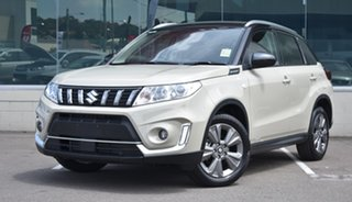 2021 Suzuki Vitara LY Series II 2WD Ivory 6 Speed Sports Automatic Wagon.