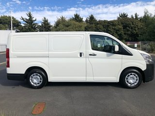 2020 Toyota HiAce GDH300R LWB White 6 Speed Sports Automatic Van