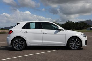2020 Audi A1 GB MY20 30 TFSI Sportback S Tronic White 7 Speed Sports Automatic Dual Clutch Hatchback.