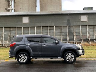 2018 Isuzu MU-X UC MY17 LS-T (4x4) Grey 6 Speed Auto Sequential Wagon.