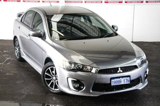 2017 Mitsubishi Lancer CF MY17 ES Sport 6 Speed CVT Auto Sequential Sedan