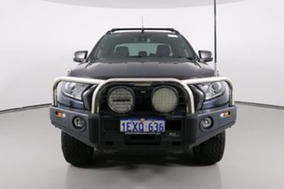 2015 Ford Ranger PX MkII Wildtrak 3.2 (4x4) Grey 6 Speed Manual Dual Cab Pick-up.