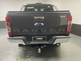 2019 Ford Ranger PX MkIII 2019.75MY XLT Meteor Grey 10 Speed Sports Automatic Double Cab Pick Up