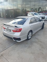 2013 Toyota Aurion GSV50R Sportivo ZR6 Silver, Chrome 6 Speed Sports Automatic Sedan.
