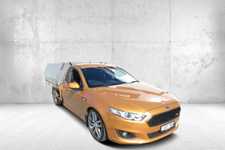 2015 Ford Falcon FG X XR6 Ute Super Cab Turbo 6 Speed Sports Automatic Utility.