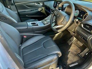 2020 Hyundai Santa Fe Tm.v3 MY21 Highlander CRDi (AWD) Glacier White 8 Speed Auto Dual Clutch Wagon