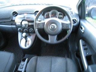 2011 Mazda 2 DE MY10 Neo Green 4 Speed Automatic Hatchback