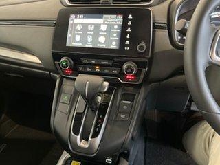 2021 Honda CR-V RW MY21 VTi 4WD LX AWD Lunar Silver 1 Speed Constant Variable Wagon