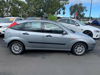 2003 Ford Focus LR MY2003 LX Silver 4 Speed Automatic Hatchback