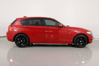 2016 BMW 118i F20 LCI Sport Line Red 8 Speed Automatic Hatchback