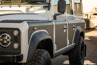 2013 Land Rover Defender 110 13MY 6 Speed Manual Wagon