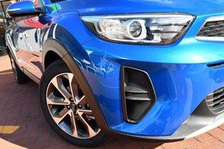 2020 Kia Stonic YB MY21 Sport FWD Sporty Blue 6 Speed Automatic Wagon.