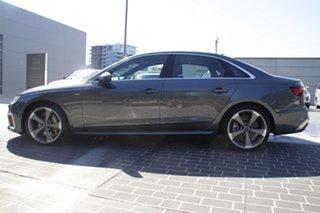 2020 Audi A4 B9 8W MY20 45 TFSI S Tronic Quattro S Line 7 Speed Sports Automatic Dual Clutch Sedan.
