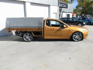 2015 Ford Falcon FG X XR6 Ute Super Cab Turbo 6 Speed Sports Automatic Utility.