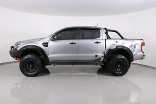 2021 Ford Ranger PX MkIII MY21.25 XLS 3.2 (4x4) Grey 6 Speed Automatic Double Cab Pick Up