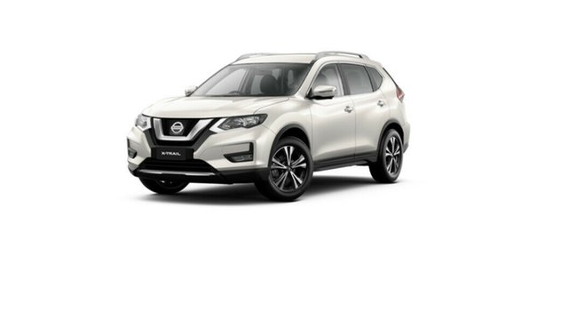 New Nissan X-Trail T32 MY21 ST-L X-tronic 2WD Moorooka, 2021 Nissan X-Trail T32 MY21 ST-L X-tronic 2WD Ivory Pearl 7 Speed Constant Variable Wagon
