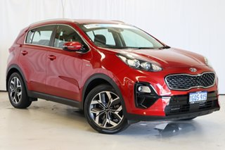 2018 Kia Sportage QL MY18 Si AWD Premium Red 6 Speed Sports Automatic Wagon.