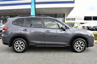 2020 Subaru Forester S5 MY20 2.5i-L CVT AWD Magnetite Grey 7 Speed Constant Variable Wagon
