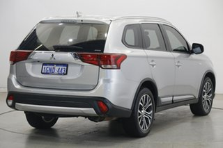 2018 Mitsubishi Outlander ZL MY18.5 ES AWD Sterling Silver 6 Speed Constant Variable Wagon