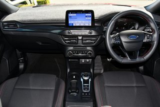 2019 Ford Focus SA 2019.75MY ST-Line Red 8 Speed Automatic Hatchback
