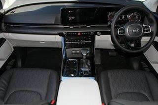 2020 Kia Carnival KA4 MY21 SLi Snow White Pearl 8 Speed Sports Automatic Wagon.