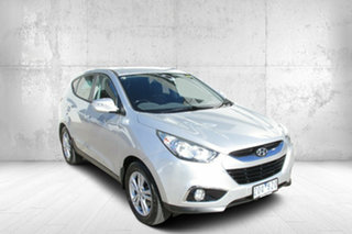 2013 Hyundai ix35 LM2 SE Silver 6 Speed Sports Automatic Wagon.
