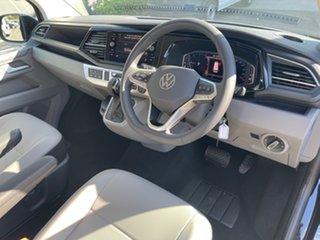 2021 Volkswagen Caravelle T6.1 MY21 TDI340 LWB DSG Trendline Black 7 Speed