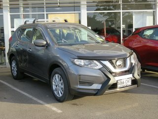 2021 Nissan X-Trail T32 MY21 ST X-tronic 4WD Gun Metallic 7 Speed Constant Variable Wagon.