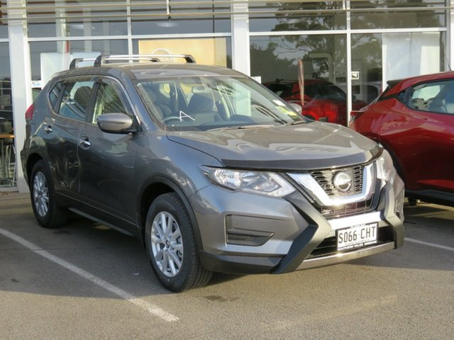 Demo Nissan X-Trail T32 MY21 ST X-tronic 4WD Morphett Vale, 2021 Nissan X-Trail T32 MY21 ST X-tronic 4WD Gun Metallic 7 Speed Constant Variable Wagon