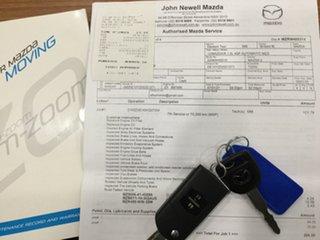 2012 Mazda 2 DE10Y2 MY13 Neo Brilliant Black/grey 4 Speed Automatic Hatchback