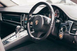 2010 Porsche Panamera 970 S Carrara White Sports Automatic Dual Clutch Sedan