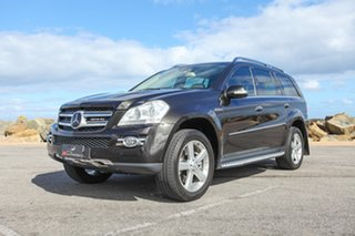 2007 Mercedes-Benz GL-Class X164 GL500 Black 7 Speed Sports Automatic Wagon
