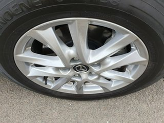 2015 Mazda 3 BM Series Touring White Sports Automatic Hatchback
