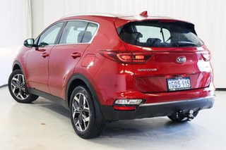 2018 Kia Sportage QL MY18 Si AWD Premium Red 6 Speed Sports Automatic Wagon.