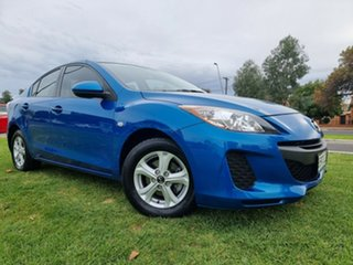 2013 Mazda 3 BL10F2 MY13 Neo Activematic Blue 5 Speed Sports Automatic Sedan.
