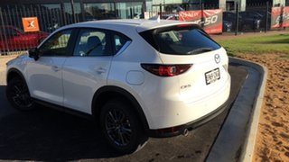 2021 Mazda CX-5 KF2W76 Maxx SKYACTIV-MT FWD White Pearl 6 Speed Manual Wagon