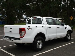2017 Ford Ranger PX MkII Turbo XL White Auto Seq Sportshift Double Cab Pick Up.