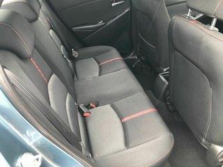 2015 Mazda 2 DJ2HAA Genki SKYACTIV-Drive Blue 6 Speed Sports Automatic Hatchback