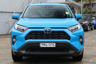 2020 Toyota RAV4 Mxaa52R GX 2WD Eclectic Blue 10 Speed Constant Variable Wagon