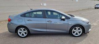 2017 Holden Astra BL MY17 LT Grey 6 Speed Sports Automatic Sedan.