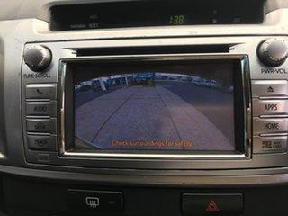 2014 Toyota Hilux KUN26R SR5 Gold Manual