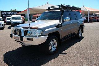 2009 Nissan Patrol GU 6 MY08 ST 4 Speed Automatic Wagon.