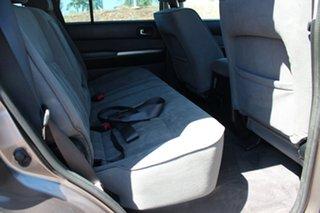 2009 Nissan Patrol GU 6 MY08 ST 4 Speed Automatic Wagon