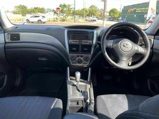 2010 Subaru Forester MY10 X White 4 Speed Auto Elec Sportshift Wagon