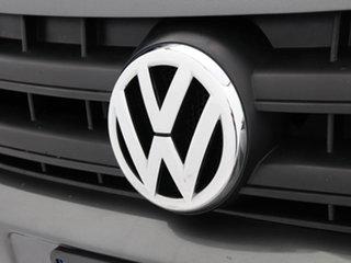 2017 Volkswagen Amarok 2H MY16 TDI340 (4x2) Grey 6 Speed Manual Dual Cab Utility
