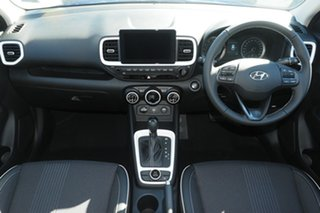 2021 Hyundai Venue QX.V3 MY21 Elite Red 6 Speed Automatic Wagon