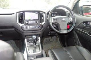 2017 Holden Trailblazer RG MY18 LTZ Red 6 Speed Sports Automatic Wagon